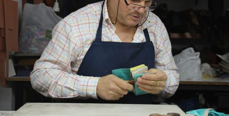 1回目 エトネ・レザースクール 皮と革 基本編 étonné leather school